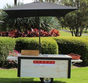 Hot Dog Food Truck cart
