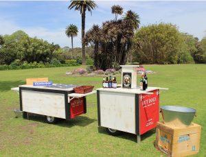 Hot Dog Food Truck cart