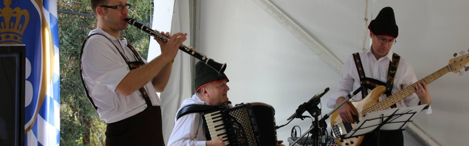 German band Polka entertainment